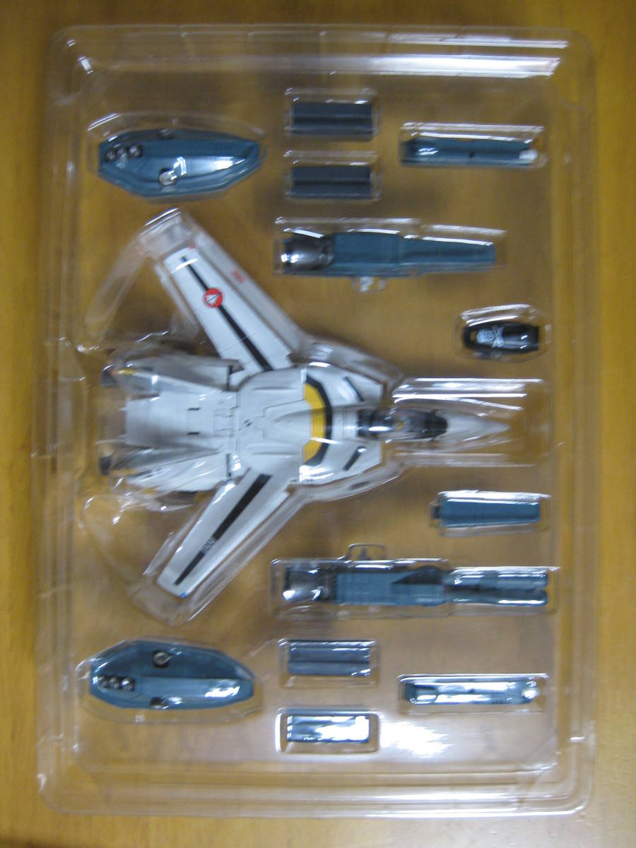 VF HI-METAL VF-1S ストライクバルキリー(開封中古)_画像4