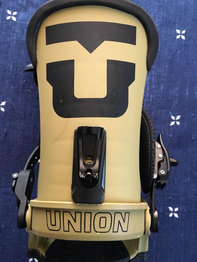 UNION ユニオン FORCE フォース 18-19モデル Mサイズ_画像4