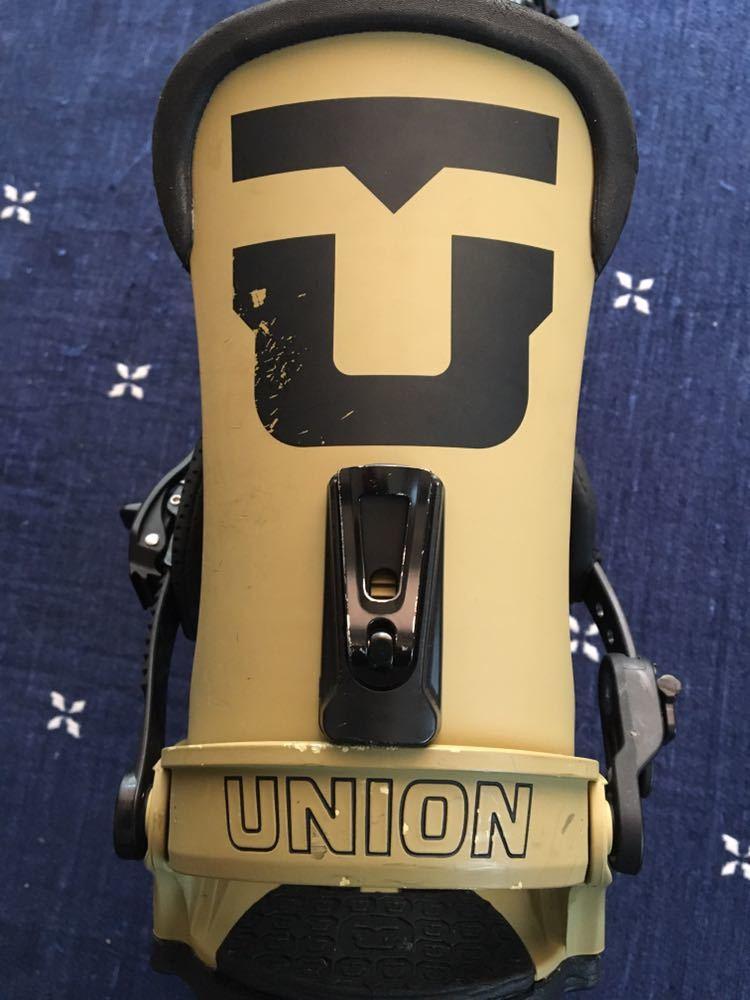 UNION ユニオン FORCE フォース 18-19モデル Mサイズ_画像3