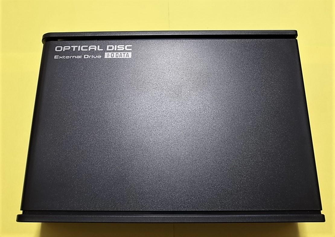 【美品】DVDドライブ 24倍速書込み対応 DVR-U24E アイオーデータ製_画像3