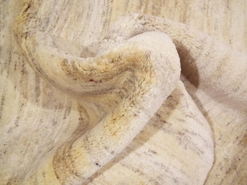 ◆ペルシャギャッベ◆手織り手紡ぎ◆GABBEHギャッベ◆カーペット◆イラン◆ペルシャ絨毯◆リビングサイズビッグ 177cmx238cm er68_画像8