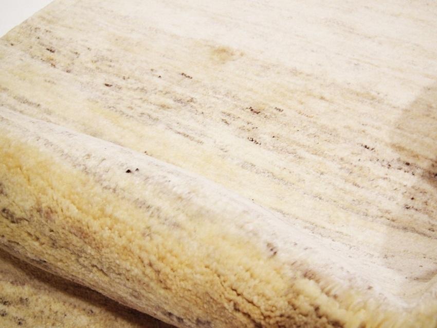 ◆ペルシャギャッベ◆手織り手紡ぎ◆GABBEHギャッベ◆カーペット◆イラン◆ペルシャ絨毯◆リビングサイズビッグ 177cmx238cm er68_画像9