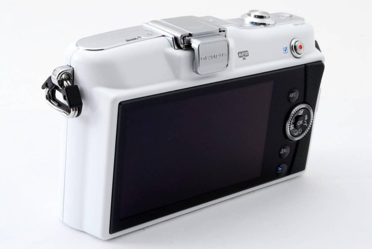 OLYMPUS オリンパス PEN mini E-PM1 body white *134_画像7