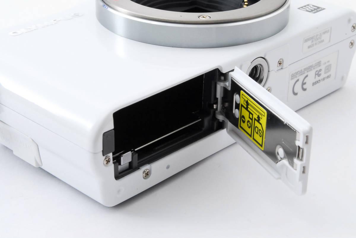 OLYMPUS オリンパス PEN mini E-PM1 body white *134_画像10