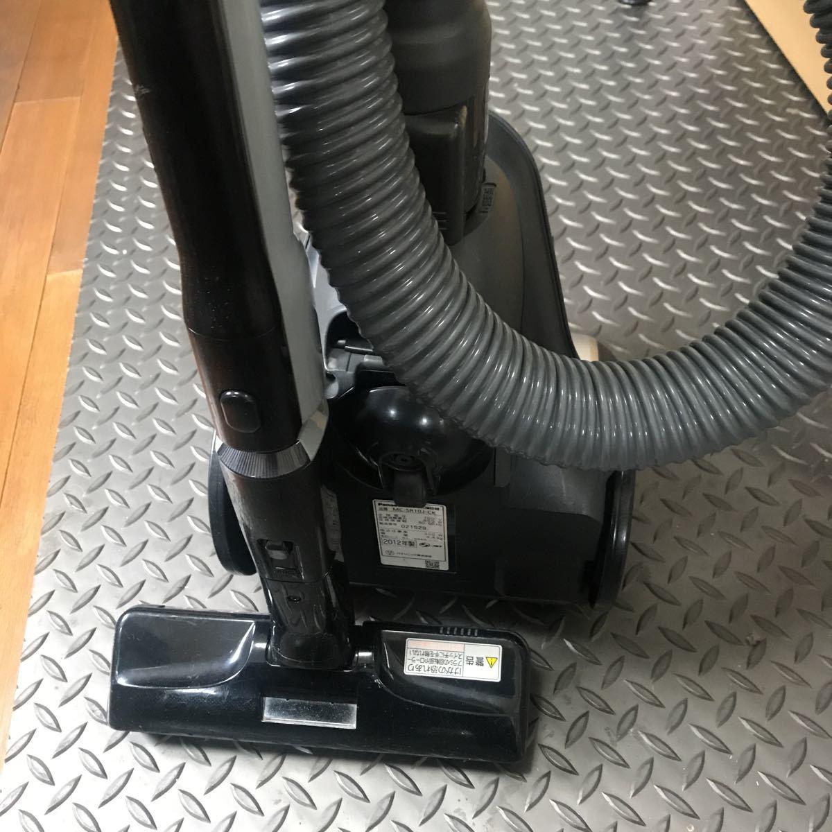 パナソニック 電気掃除機 2012年製 動作品_画像6