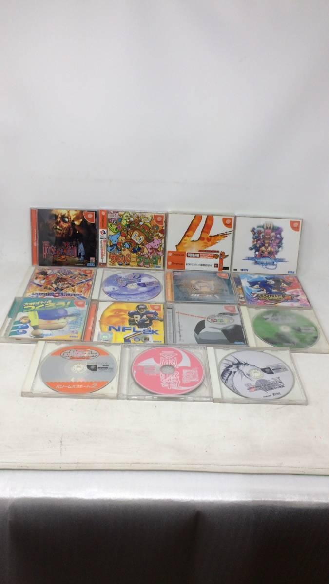 1円~超希少!!超レア!セガ ドリームキャスト DC ゲームソフト99本セット!まとめて まとめ 大量 b_画像6