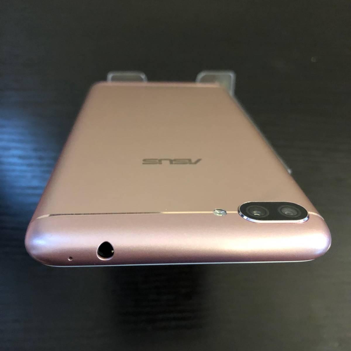 ZenFone4 Max★ZC520KL SIMフリー【美品ジャンク】管理No.A260_画像4