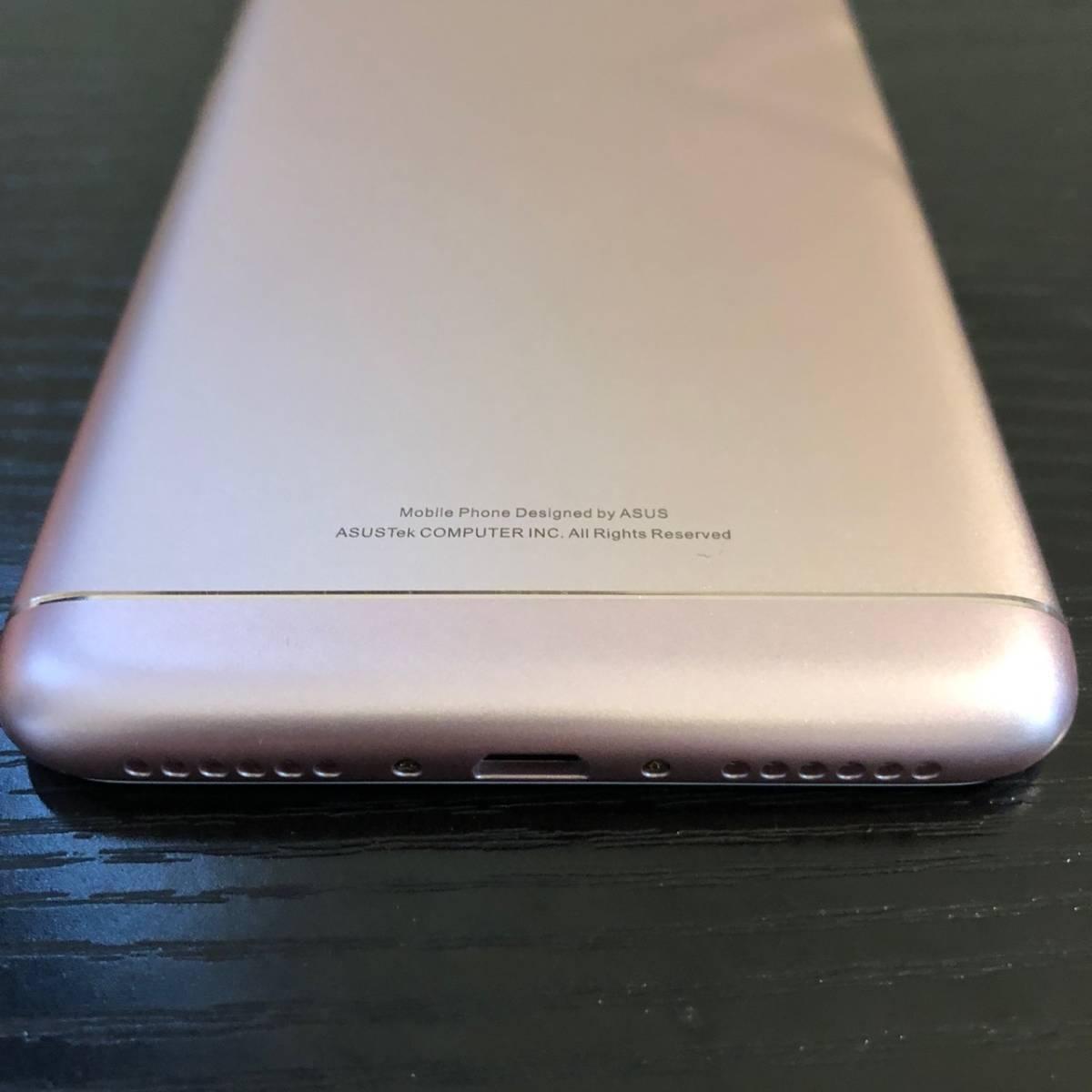 ZenFone4 Max★ZC520KL SIMフリー【美品ジャンク】管理No.A260_画像6