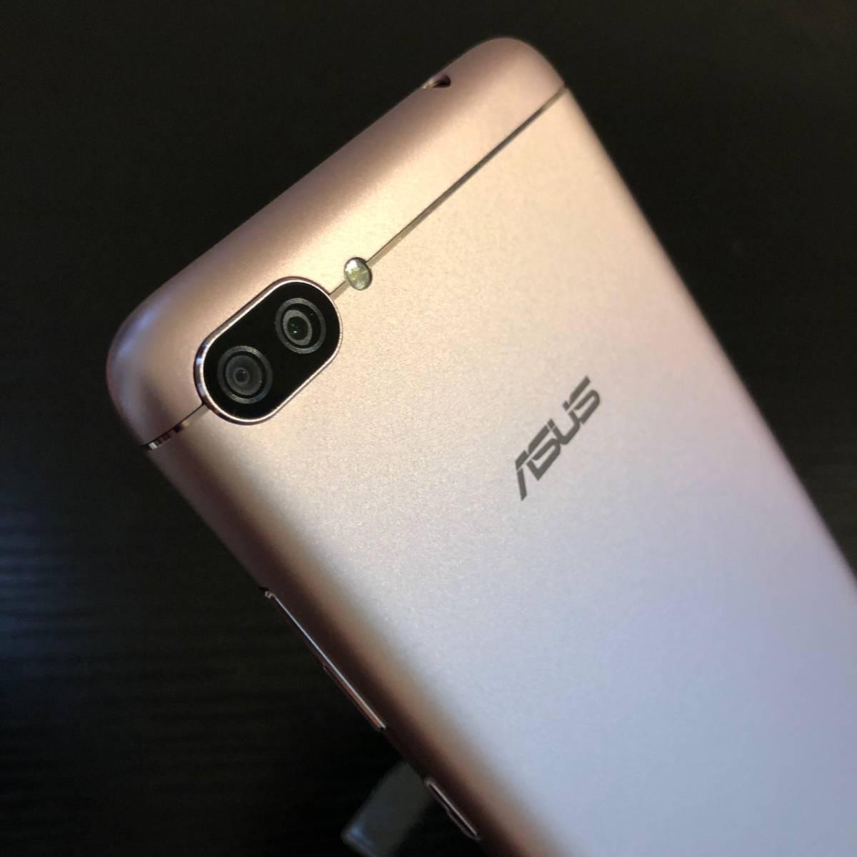 ZenFone4 Max★ZC520KL SIMフリー【美品ジャンク】管理No.A260_画像5