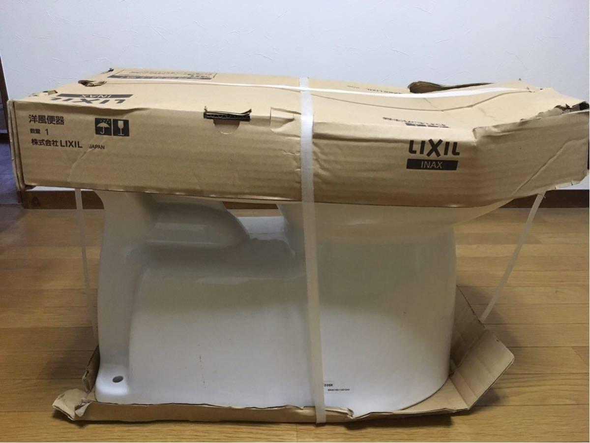 【新品未使用】LIXIL リクシル INAX イナックス BC-220SK 洋風便器 車椅子対応防霧便器_画像3
