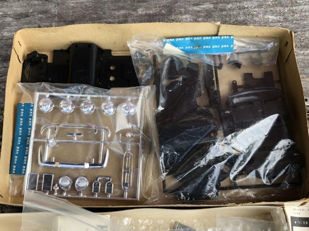 【委託品・着払いのみ】NBK 1/20 ホンダ S800 クーペ ジャンク扱い 日本文化教材社_画像6