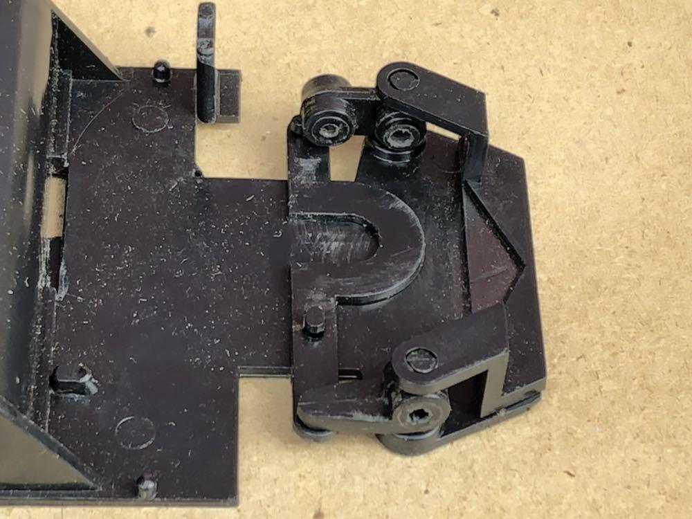 【委託品・着払いのみ】NBK 1/20 ホンダ S800 クーペ ジャンク扱い 日本文化教材社_画像5