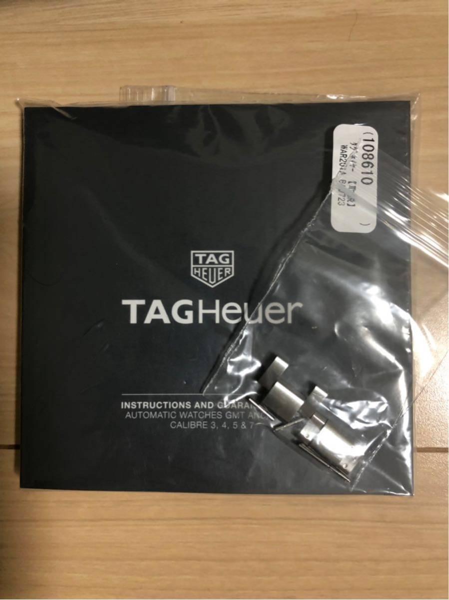 腕時計 タグ・ホイヤー アクアレーサー 防水 メンズ WAY1112【人気のブルー】_画像5