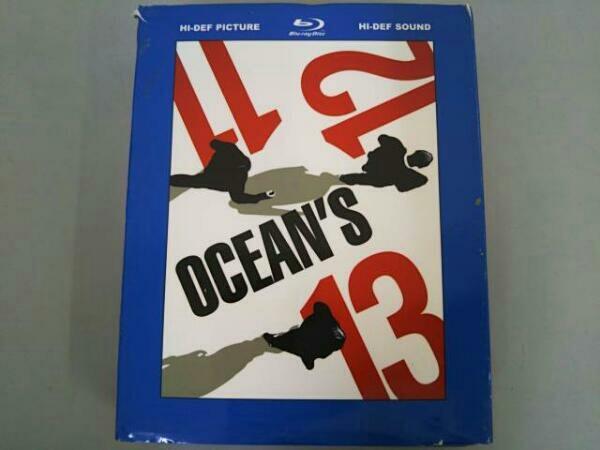 オーシャンズ11・12・13 お買い得パック(Blu-ray Disc)_画像1