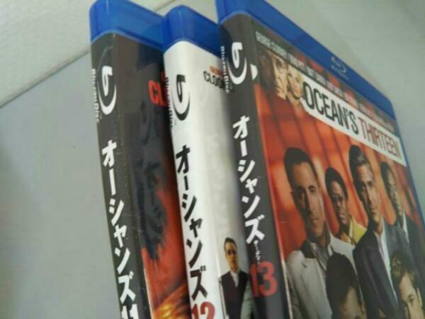 オーシャンズ11・12・13 お買い得パック(Blu-ray Disc)_画像7