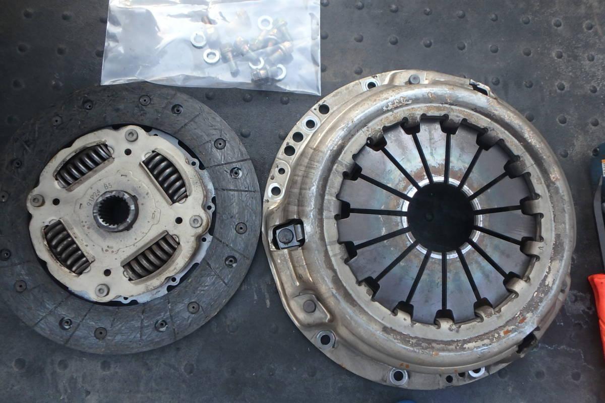 S15 シルビア オーテックバージョン 専用チューン SR20DE エンジン エキマニ ハーネス ECU クラッチ 異音無しで好調でした!_画像10