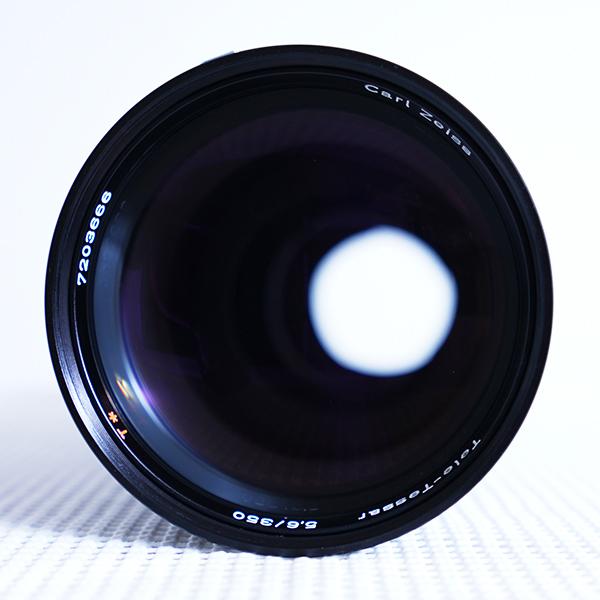 Hasselblad Carl Zeiss Tele-Tessar T* CF 350mm f5.6 ハッセルブラッド カールツァイスレンズ_画像6