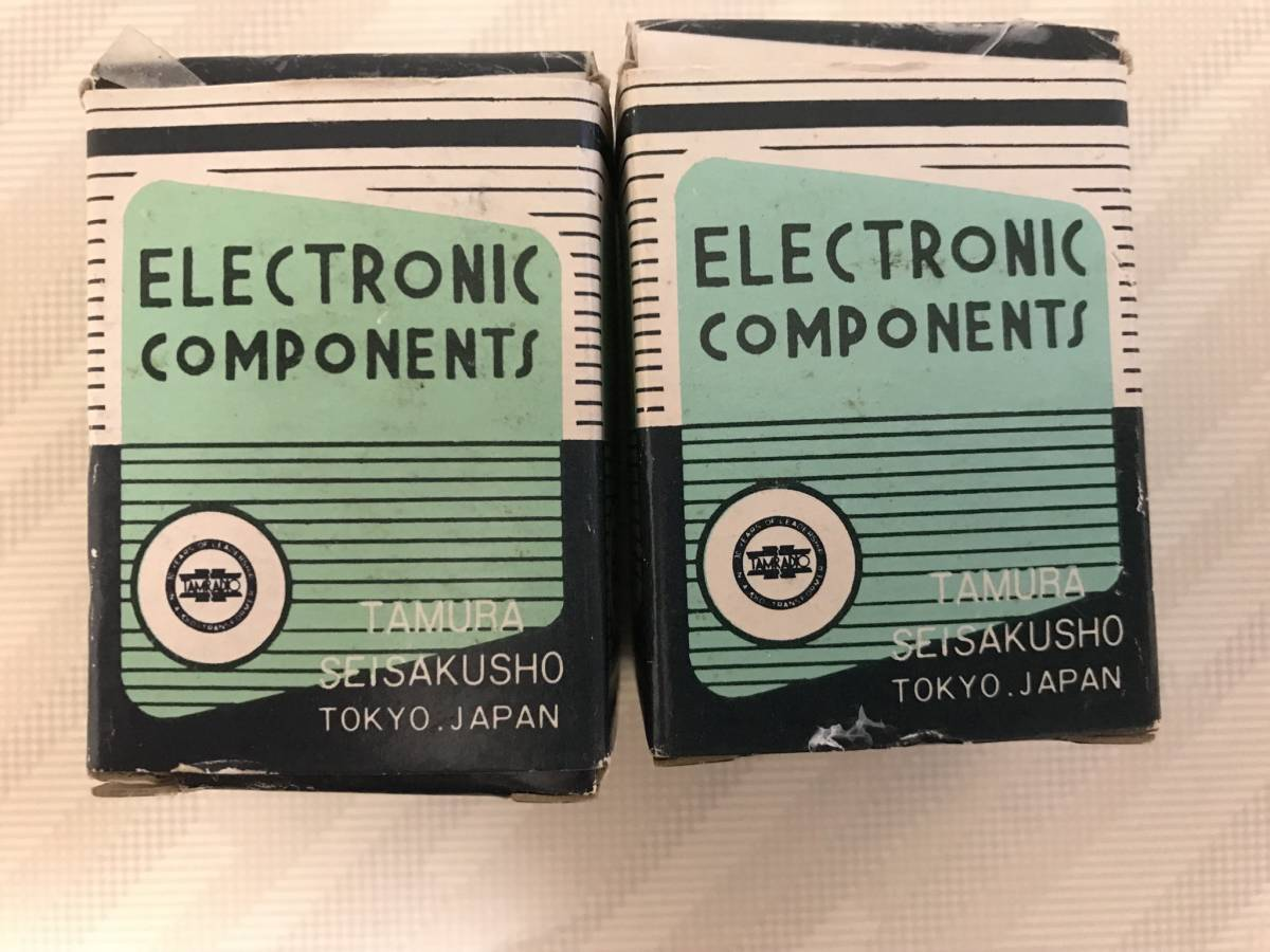 タムラのラインマッチングトランス TPs-55_画像6
