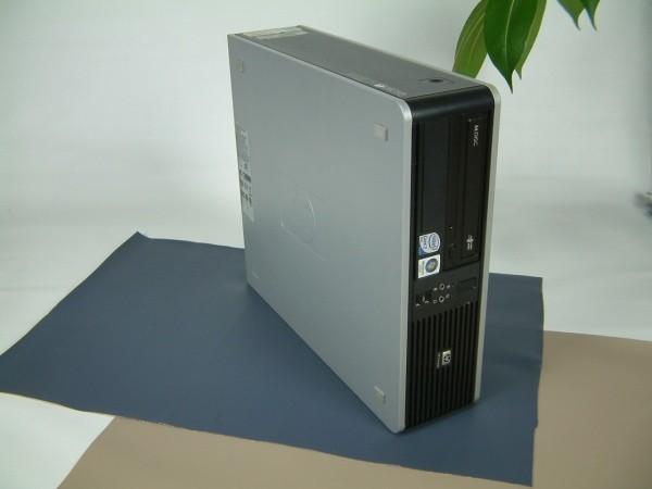 ★☆ hp Compaq dc5800 Core2Duo E8500 3.16GHz/4GB/500GB/Multi/RS232C/Win10 Pro★☆