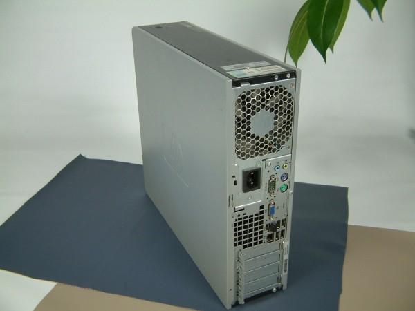 ★☆ hp Compaq dc5800 Core2Duo E8500 3.16GHz/4GB/500GB/Multi/RS232C/Win10 Pro★☆_画像2