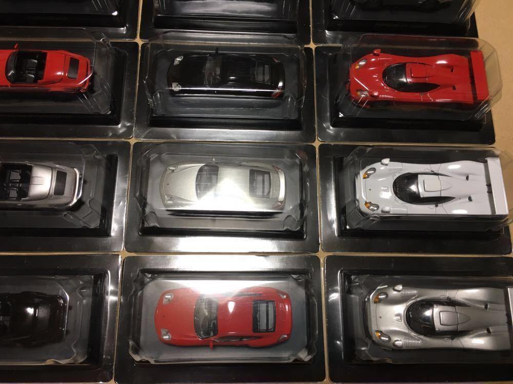 京商 1/64 ポルシェ ミニカーコレクション3 シークレット含む全31種 ポルシェ 911 他_画像8
