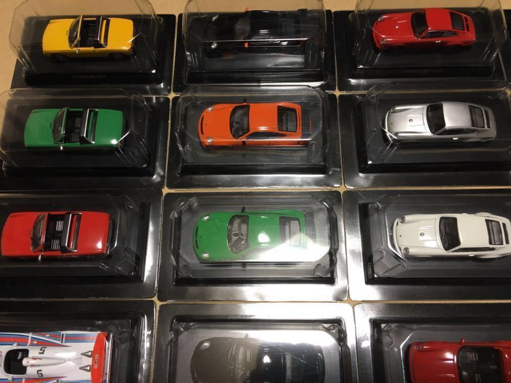 京商 1/64 ポルシェ ミニカーコレクション3 シークレット含む全31種 ポルシェ 911 他_画像6