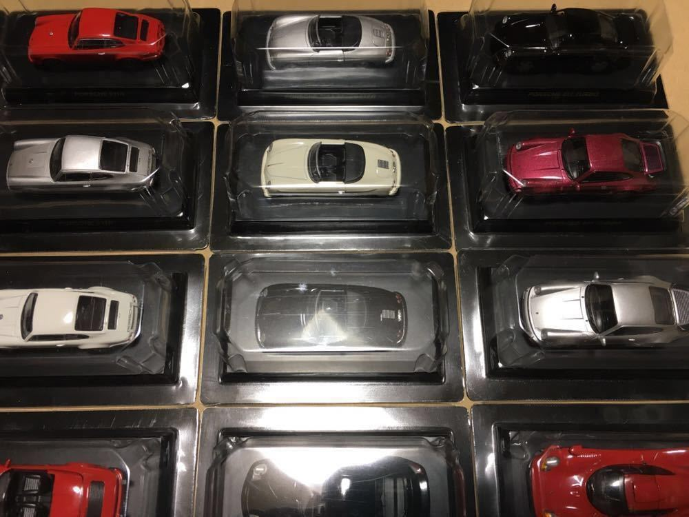 京商 1/64 ポルシェ ミニカーコレクション3 シークレット含む全31種 ポルシェ 911 他_画像7