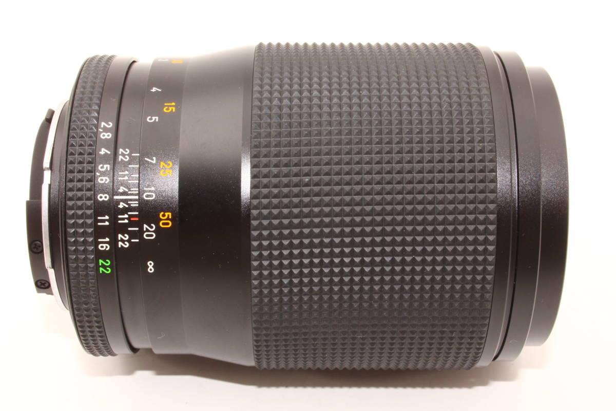 【極上】コンタックス ゾナー 135mm F2.8 T* MMJ CONTAX Carl Zeiss Sonnar レンズ[8079373]_画像7