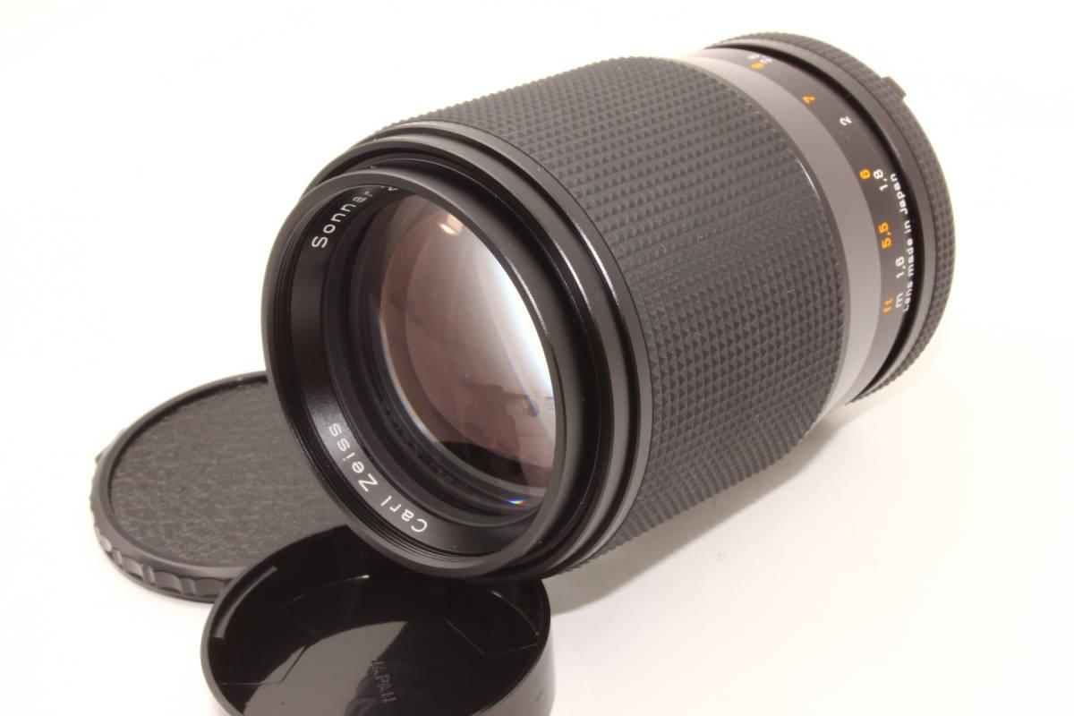 【極上】コンタックス ゾナー 135mm F2.8 T* MMJ CONTAX Carl Zeiss Sonnar レンズ[8079373]
