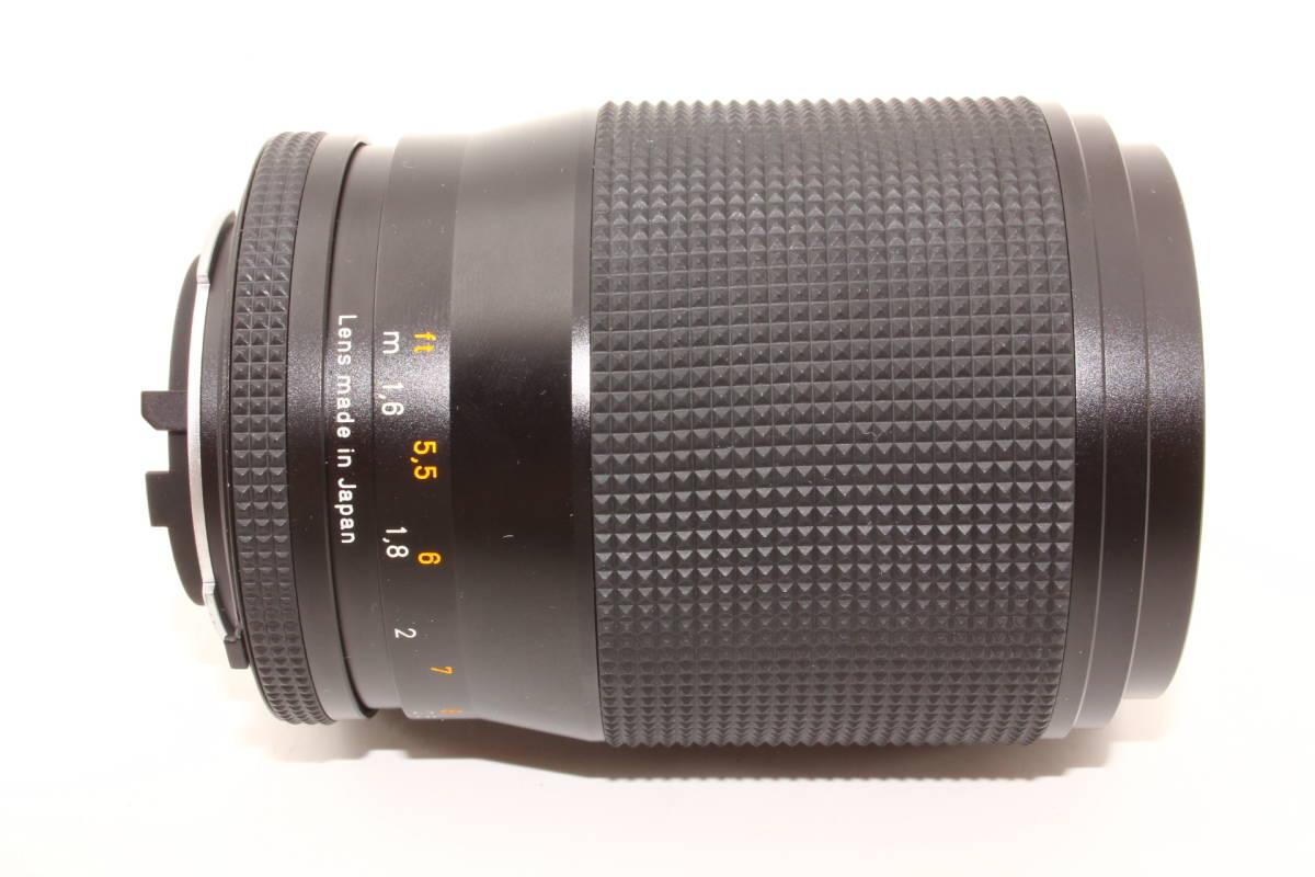 【極上】コンタックス ゾナー 135mm F2.8 T* MMJ CONTAX Carl Zeiss Sonnar レンズ[8079373]_画像6