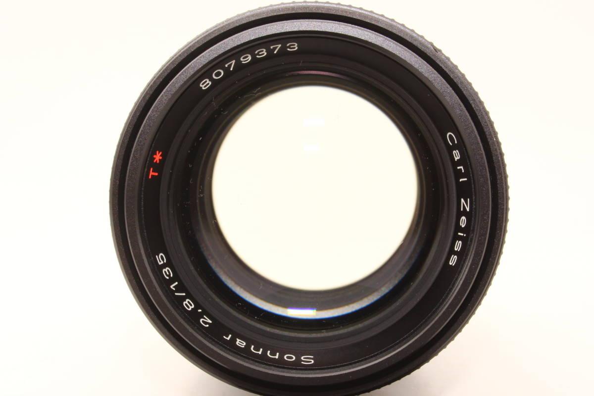【極上】コンタックス ゾナー 135mm F2.8 T* MMJ CONTAX Carl Zeiss Sonnar レンズ[8079373]_画像2