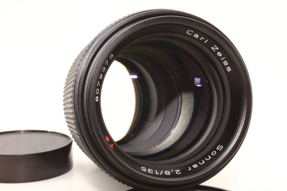 【極上】コンタックス ゾナー 135mm F2.8 T* MMJ CONTAX Carl Zeiss Sonnar レンズ[8079373]_画像4