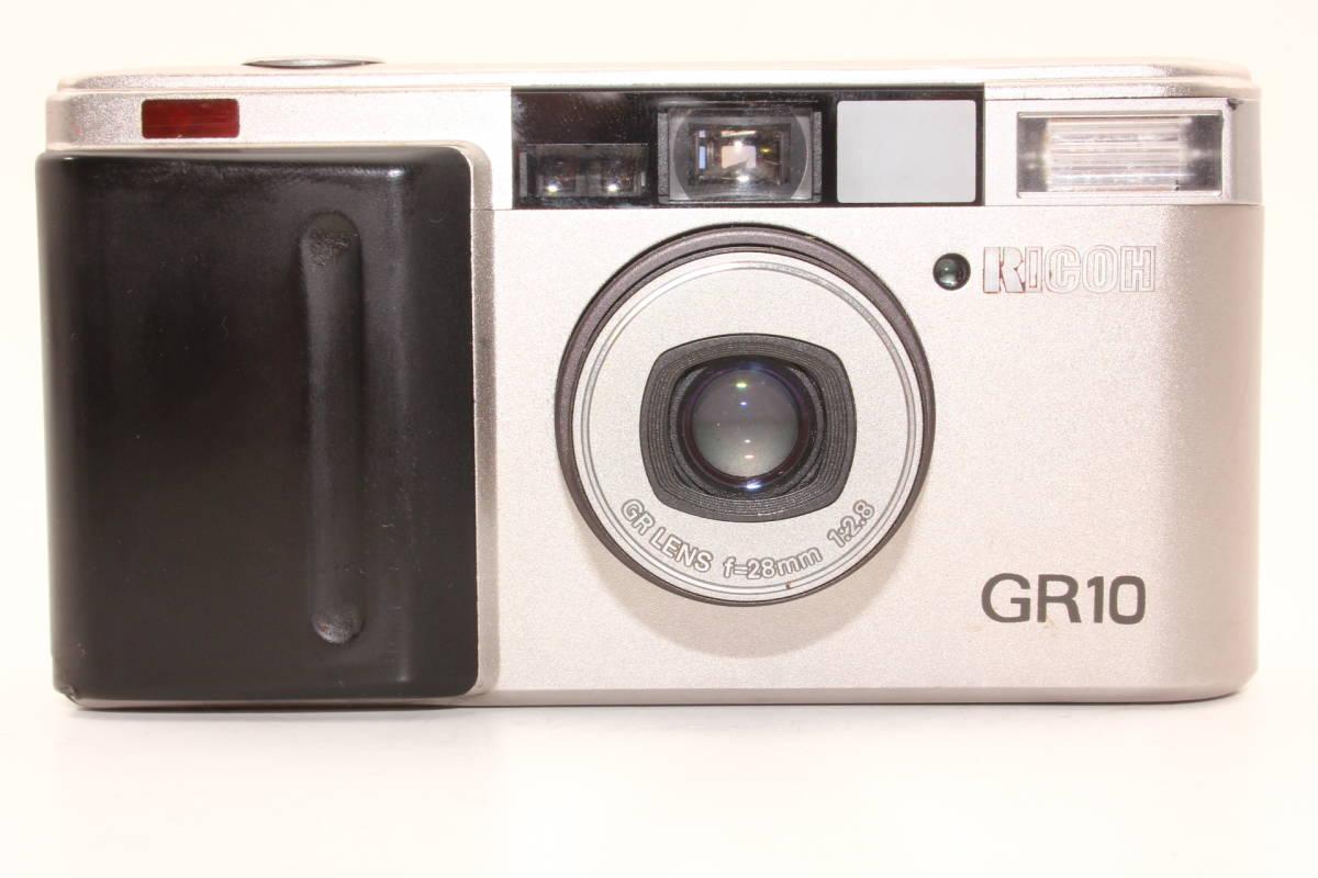 【美品】リコー RICOH ボディ GR10 [PK108076] レンズ GR LENS F2.8 28mm_画像2