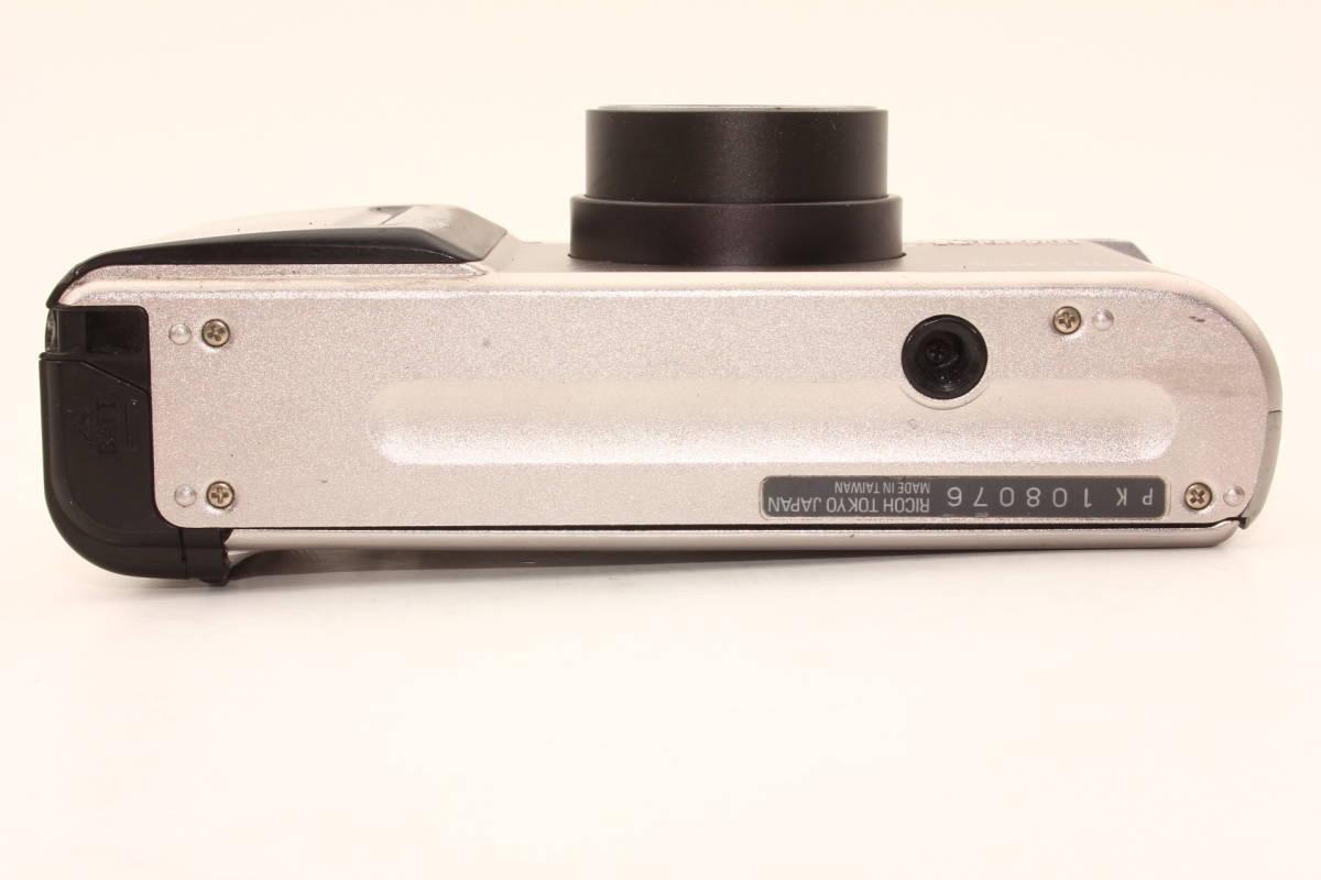 【美品】リコー RICOH ボディ GR10 [PK108076] レンズ GR LENS F2.8 28mm_画像6