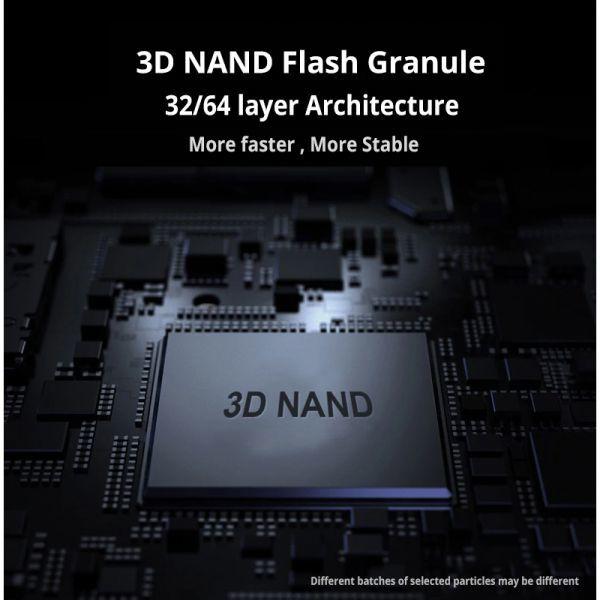 ■新品!!国内対応&90日保証■ 【2019最新型】 tigo SSD 480GB SATA3/6.0Gbps 2.5インチ 3D 高速 NAND TLC 内蔵型 S300 PC ノートPC DE010_画像9