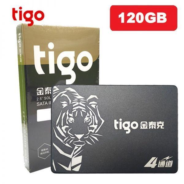 ■新品!!国内対応&90日保証■ 【2019最新型】 tigo SSD 120GB SATA3/6.0Gbps 2.5インチ 3D 高速 NAND TLC 内蔵型 S320 PC ノートPC DE009_画像1