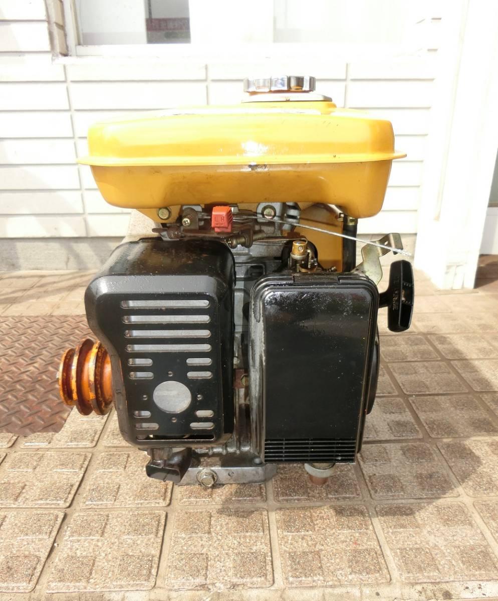 1,000円から♪ 整備済♪ Robin / ロビン 6馬力 4サイクルガソリンエンジン EY-17_画像4