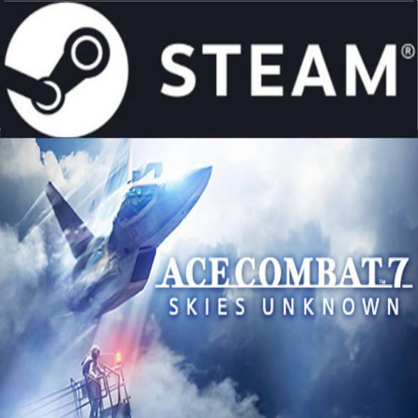 ACE COMBAT 7: SKIES UNKNOWN / エースコンバット7 スカイズ・アンノウン PC STEAM コード
