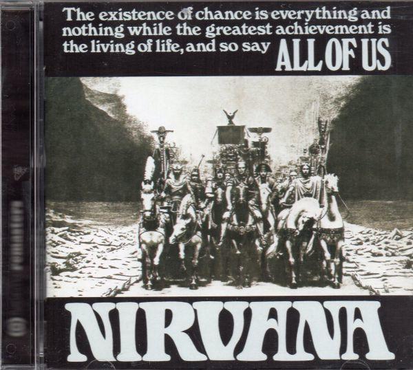 ポップサイケ/ソフトロック/Nirvana/All Of Us/CD_画像1