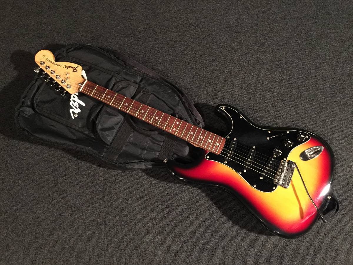FenderJapan ST72US 3TS/R MADE IN JAPAN No.040719_画像1