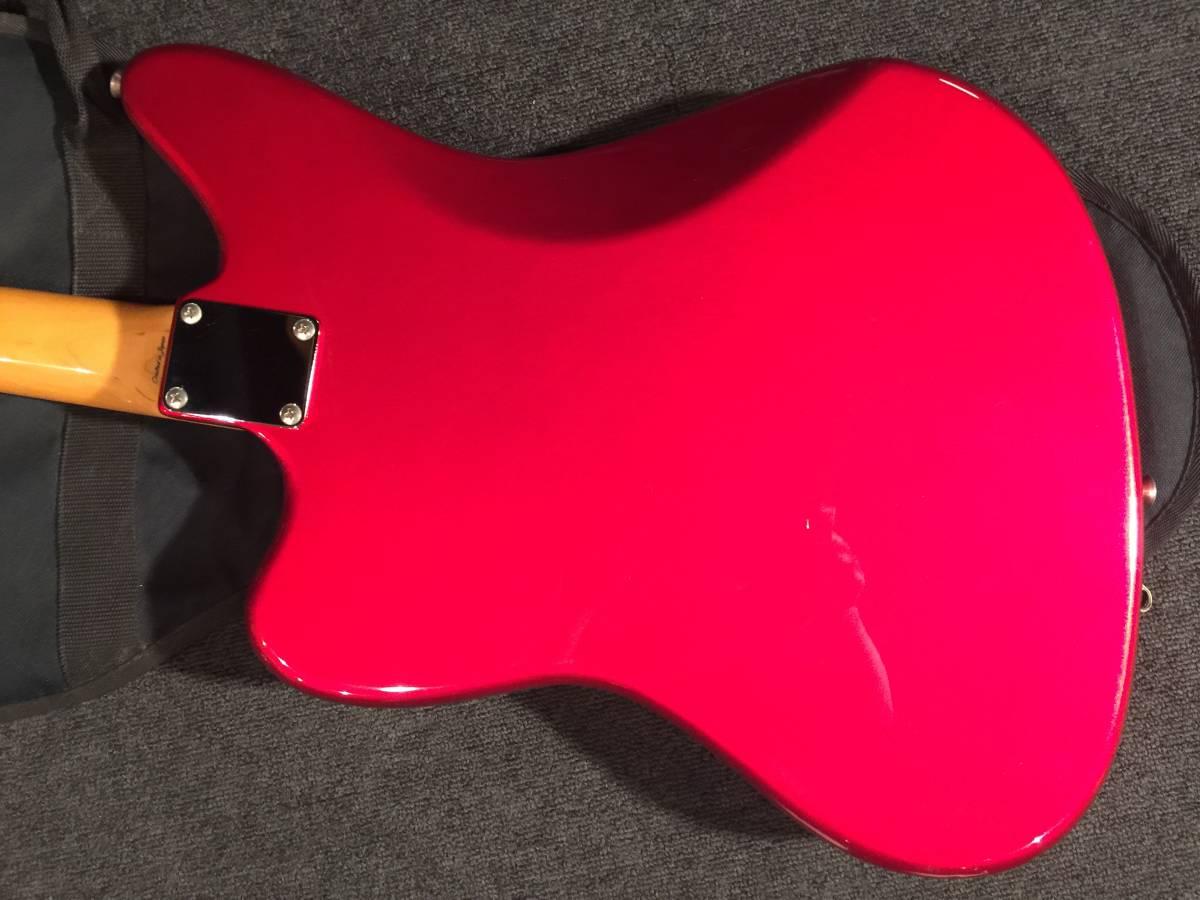 綺麗です!Fender Japan JG66-85 CAR/R No.055819 Mint _画像4