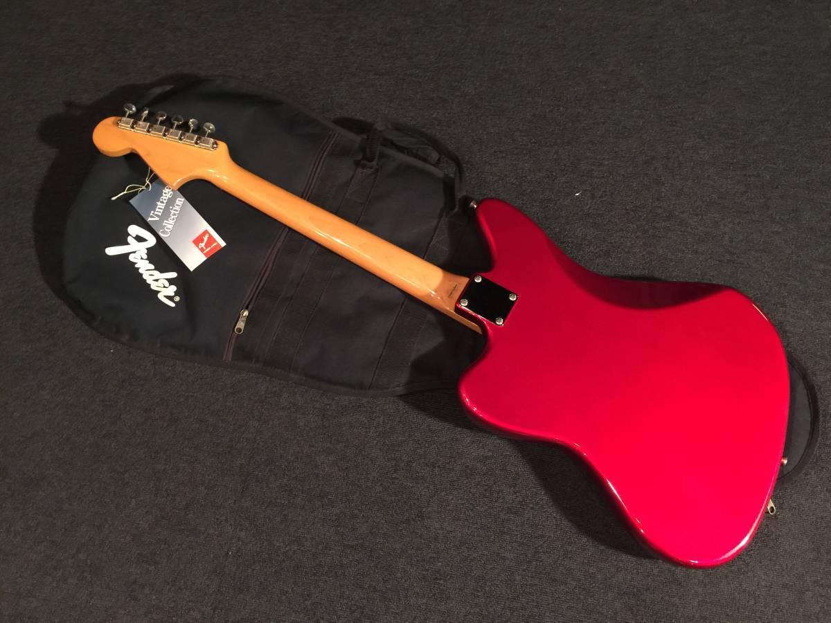 綺麗です!Fender Japan JG66-85 CAR/R No.055819 Mint _画像5