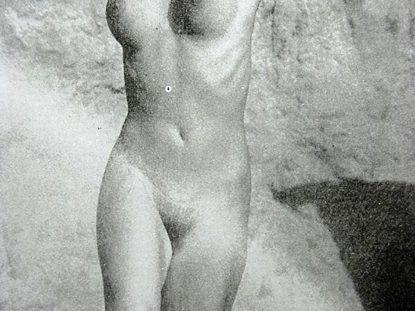 アンドレ・デ・ジエン Andre De Dienes オフセットプリント 「Female nude」③ *関連:マリリン・モンロー_画像4