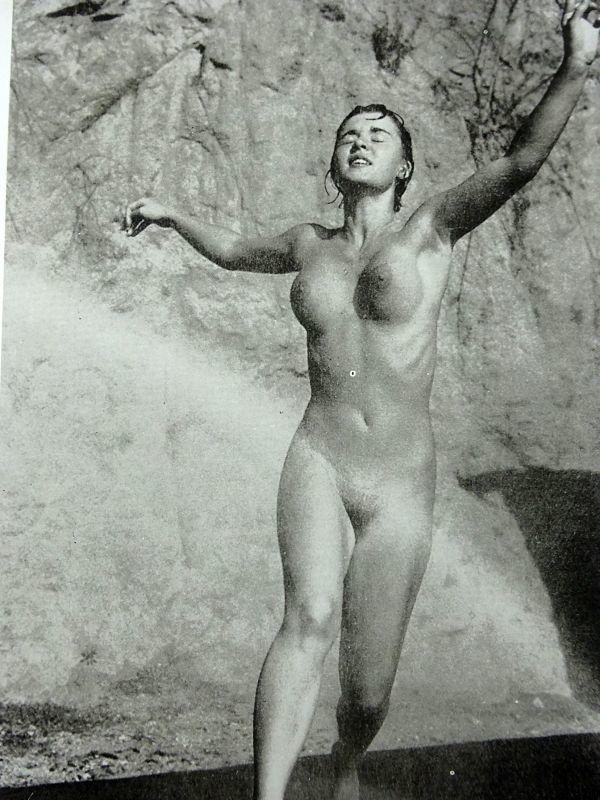 アンドレ・デ・ジエン Andre De Dienes オフセットプリント 「Female nude」③ *関連:マリリン・モンロー