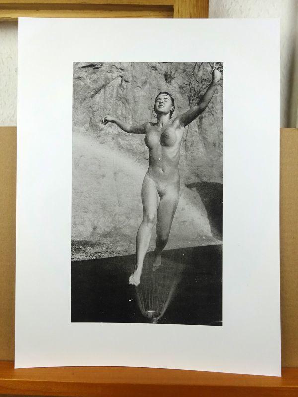 アンドレ・デ・ジエン Andre De Dienes オフセットプリント 「Female nude」③ *関連:マリリン・モンロー_画像2