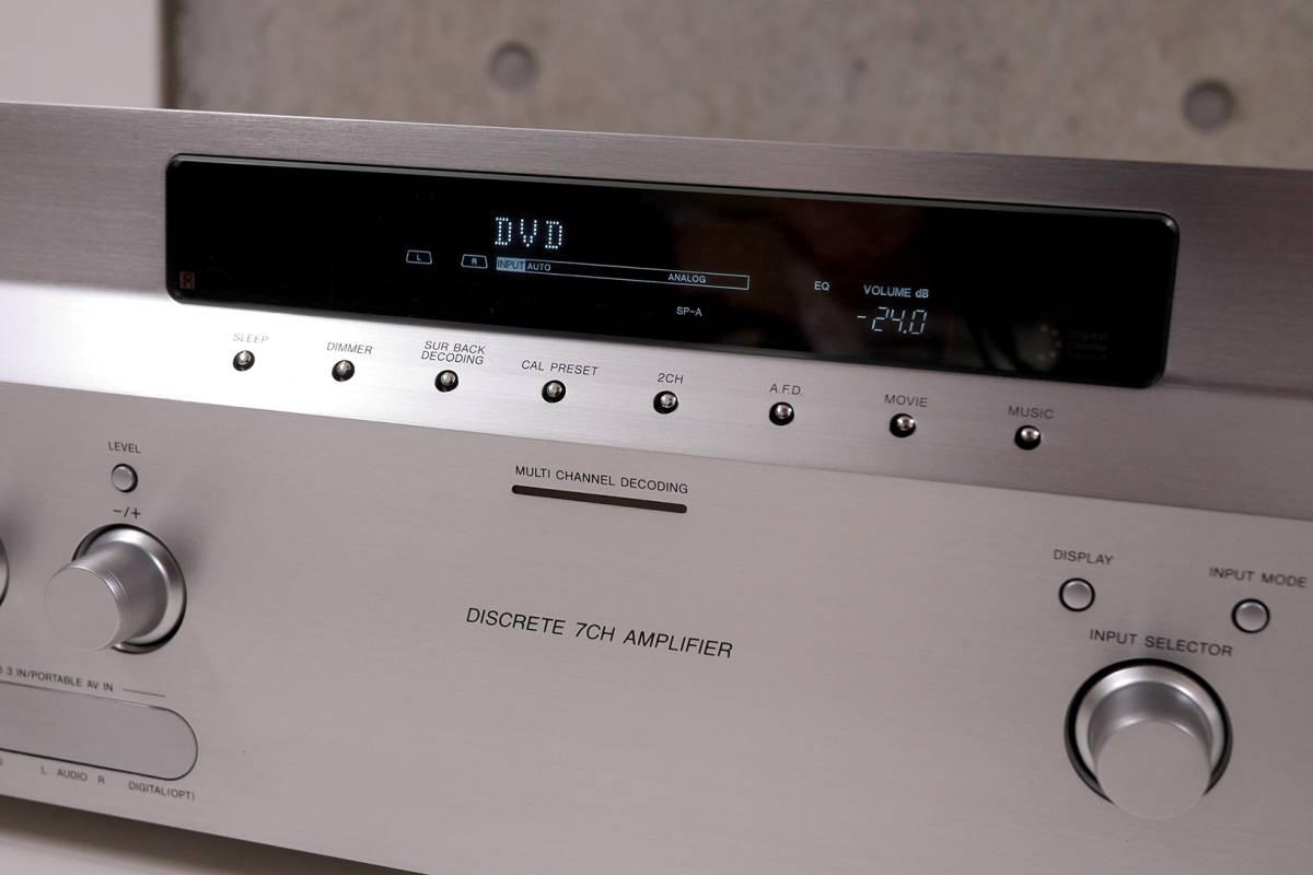 SONY TA-DA3200ES マルチチャンネルインテグレートアンプ_画像5