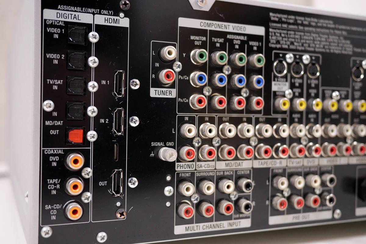 SONY TA-DA3200ES マルチチャンネルインテグレートアンプ_画像7
