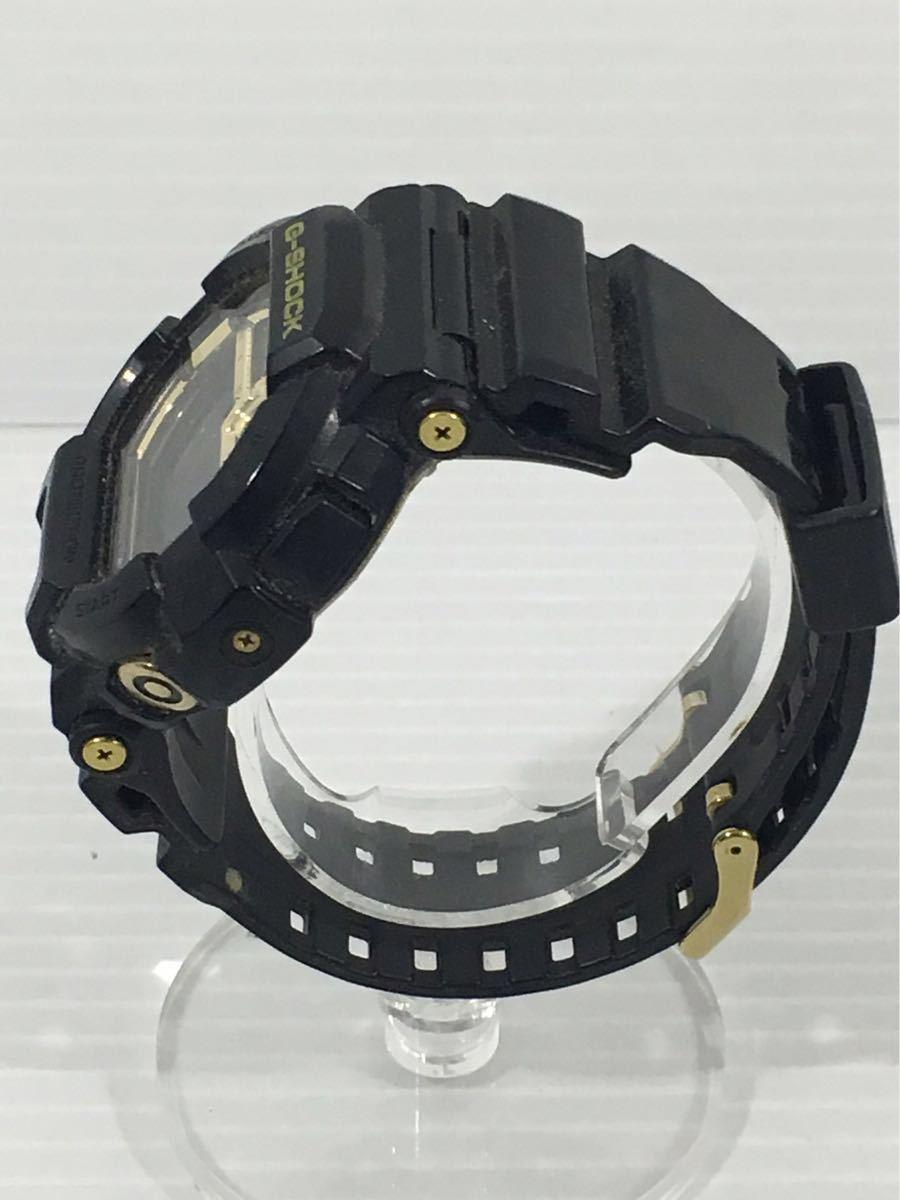 1円★CASIO カシオ G-SHOCK メンズ腕時計 GD-350BR 箱入 中古 稼働中 _画像3