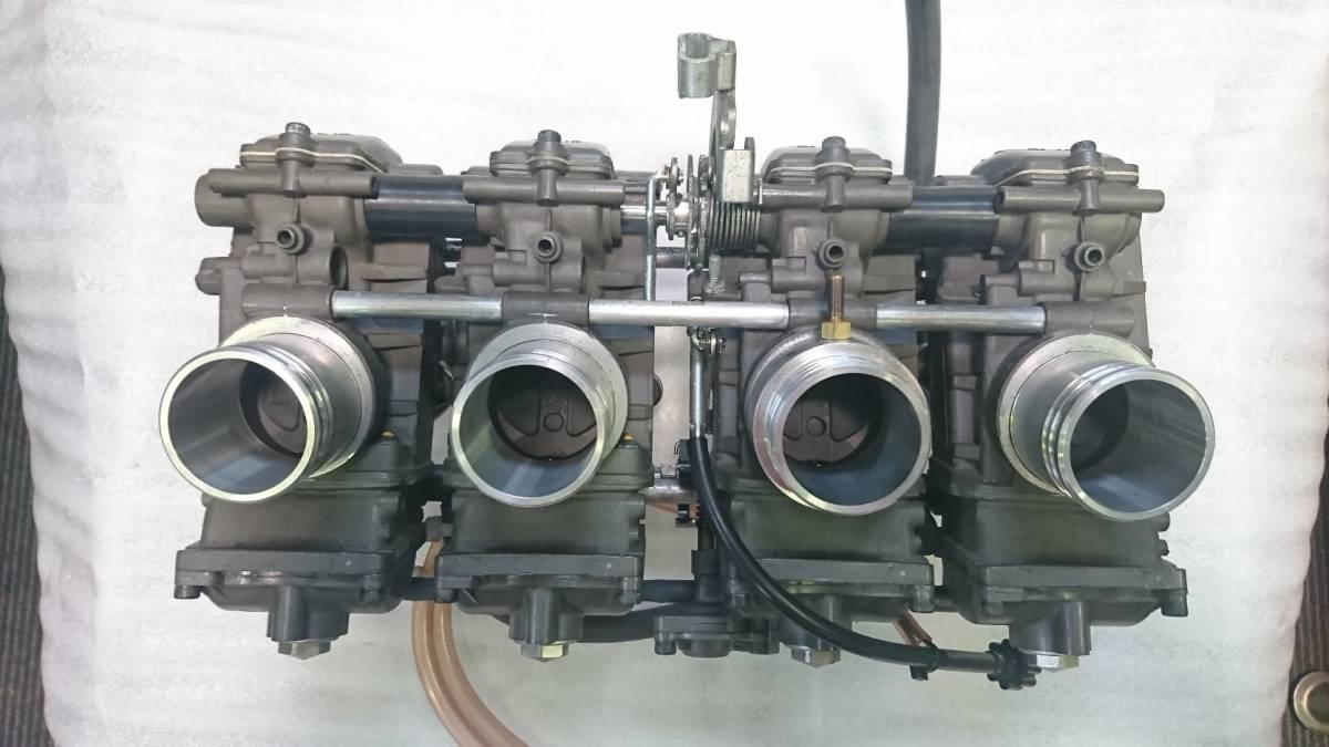KAWASAKI カワサキ ゼファー1100、GPZ900R JB-POWER ケイヒン FCR37キャブレター中古品!_画像4