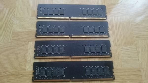 PATRIOT DDR4 2666MHz(PC4-21300) 16GB×4枚 合計64GB XMP2.0対応_画像2
